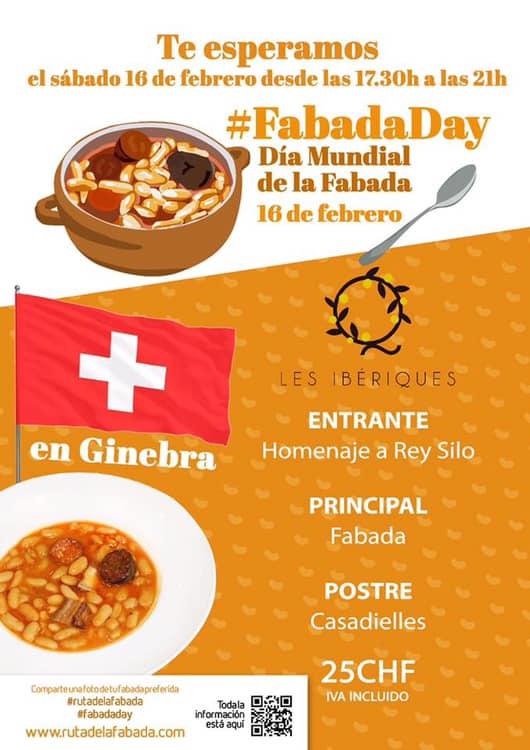 Menú #FabadaDay en Les Iberiques